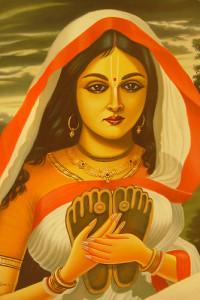 Шри Вишнуприйа Деви