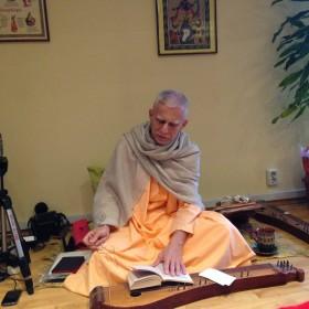 Тиртха Махарадж - лекция