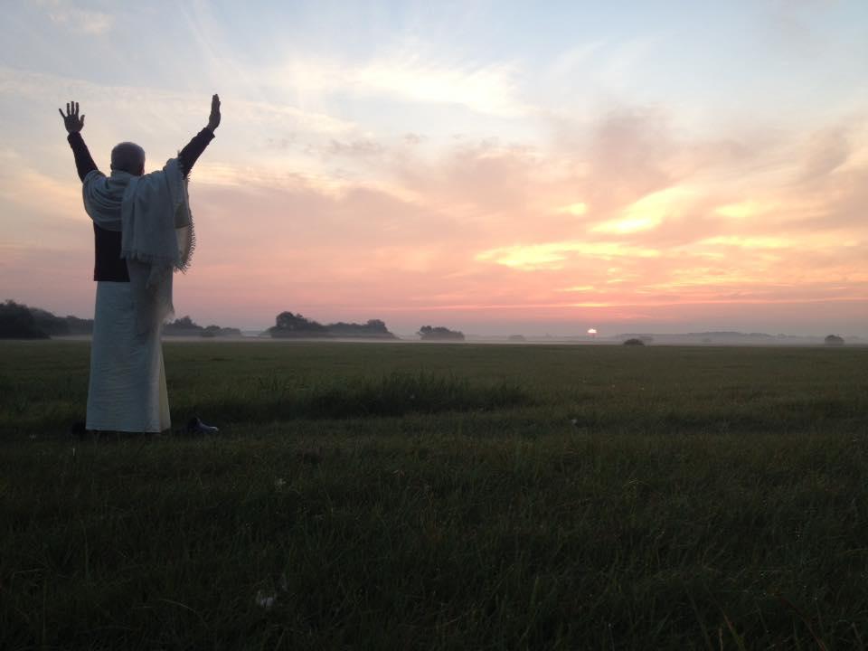 Gurudev-Sunrise